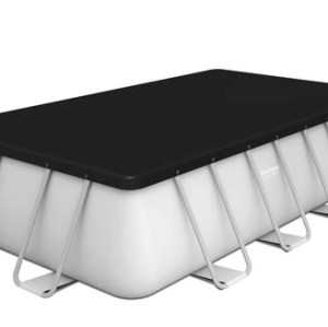 Power Steel Rectangular Pool Set 56670 applicable for all