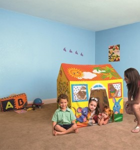 Up, In & Over Play House  52007 for child aged 2-6