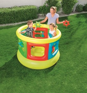 Up, In & Over Jumping Tube Gym 52056 for child aged 3-6