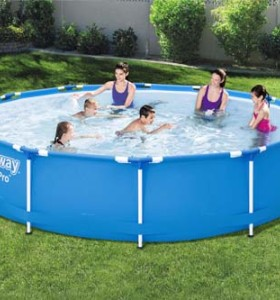 Steel Pro Pool 56706 applicable for all