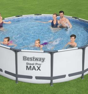 Steel Pro MAX Pool Set 56950 applicable for all