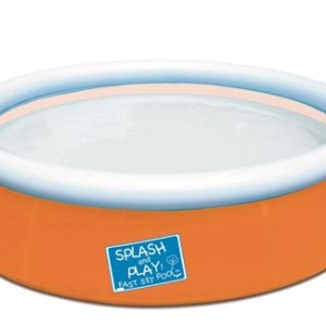 Bestway My First Fast Set Pool 57241 for child over 2+ ages