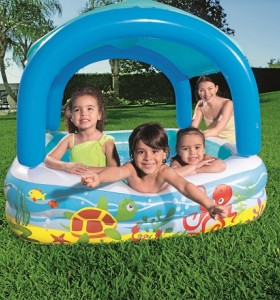 Bestway Canopy Play Pool 52192 for child over 2+ ages