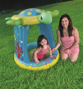 Bestway Turtle Totz Play Pool52219 for child over 2+ ages