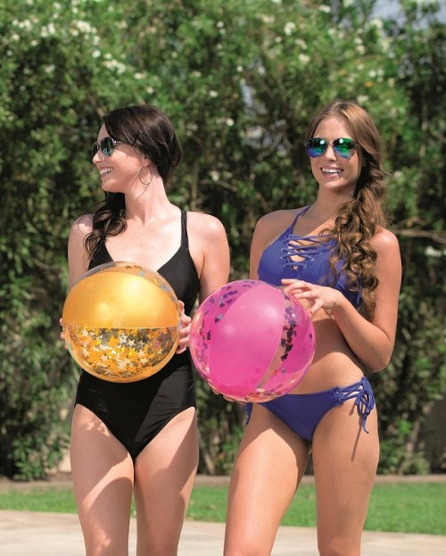 Bestway  Glitter Fusion Beach Ball  31050 for child ages 2+