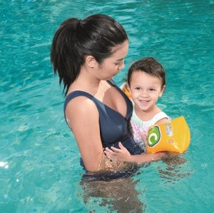 Swim Safe Baby Armbands Step C 32033 for child ages 3-6