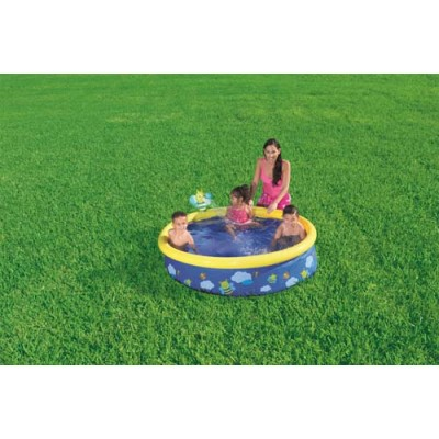 Bestway My First Fast Set Pool 57326 for child over 2+ ages
