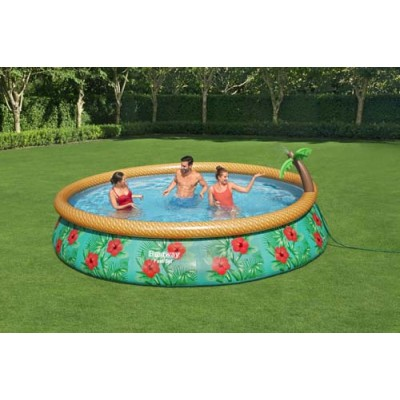Fast Set Paradise Palms Pool Set 57416 applicable for all