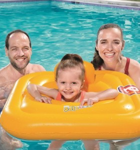 Swim Safe  Baby Support Step A 32050 for child ages 1-2