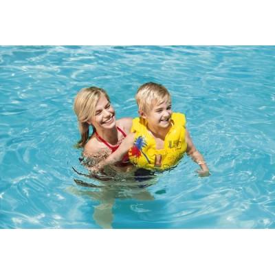 Bestway Tropical Swim Vest 32069 for child ages 3-6