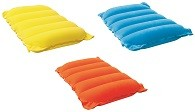 Bestway Flocked Air Travel Pillow 67485 applicable for child over 3+ ages