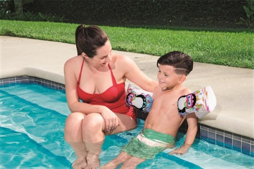Bestway Aquatic Life Armbands 32102 for child ages 5-12