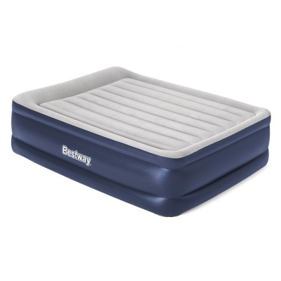 Bestway Tritech Airbed Queen Built-in AC Pump 67614 applicable for all