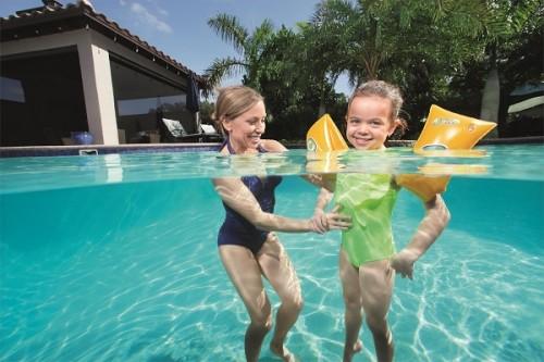 Swim Safe Jr Armbands Step C 32110 for child ages 5-12