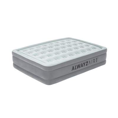 Bestway AlwayzAire Airbed Queen Built-in Dual Pump 67624 applicable for all