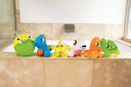 Up, In & Over Bath Puffy Pals 34030 for child ages  4+