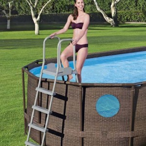 Flowclear Pool Ladder 58337 applicable for all