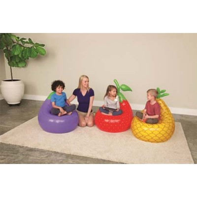 Up, In & Over Fruit Kiddie Lounge Chair 75066 applicable for all