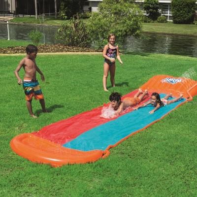 H2OGO! Double Slide 52255 for child over 3+ ages