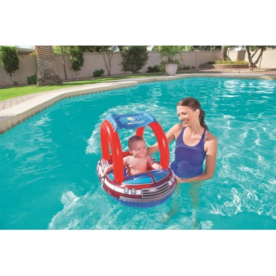 UV Careful  Floating Turtle Baby Care Seat 34093 for child ages  1-3