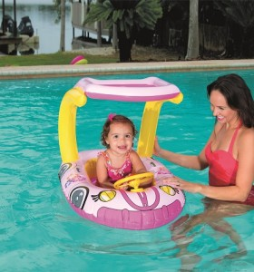 UV Careful  Kiddie Car Float 34103 for child ages  3-6