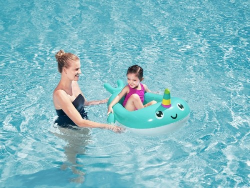 Bestway   Narwhal Baby Boat  34120 for child ages  3-6