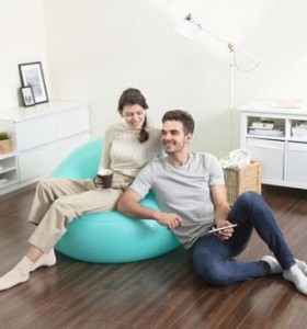 Bestway PoshPod Air Chair 75081 applicable for all