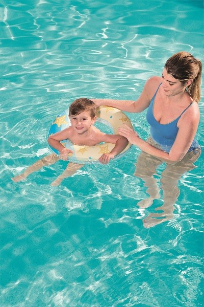 Bestway Swim Ring  36014 for child ages  3-6