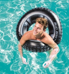Bestway Mud Master Swim Ring 36016 for child ages  10+