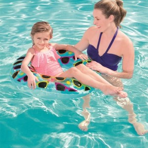 Bestway Designer Swim Ring 36057 for child ages  3-6