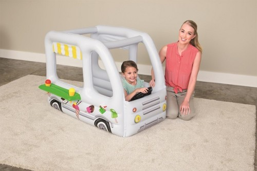 Up, In & Over Scoops'N Smiles Ice Cream Truck Ball Pit 52268 for child over 2+ ages