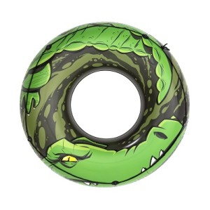 Bestway River Gator Swim Ring 36108 for child ages  12+
