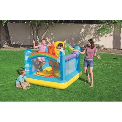 Up, In & Over Hot Air Balloon Bouncer 52269 for child aged 3-6