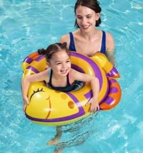 Bestway Friendly Fish Swim Ring 36111 for child ages  3-6