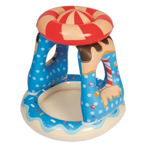 Bestway Candyville Playtime Pool 52270 for child over 2+ ages