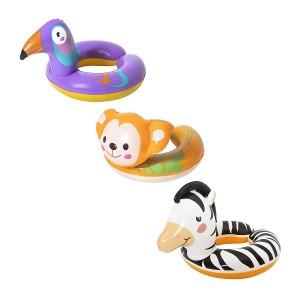 Bestway Safari Animal Swim Ring 36112 for child ages  3-6