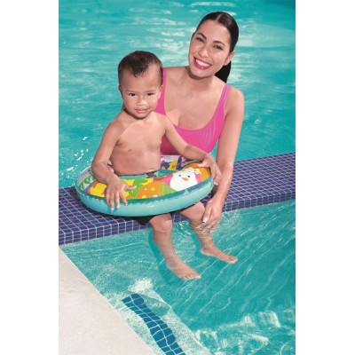 Bestway Sea Creature Swim Ring 36113 for child ages  3-6