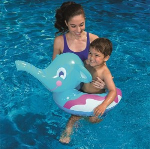 Bestway Elephant Spray Ring 36116 for child ages  3-6