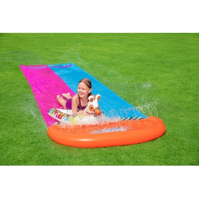 H2OGO! Llama Rama Double Race Slide 52320 for child over 3+ ages