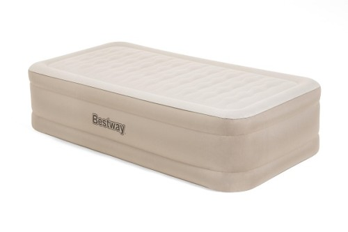 Bestway Fortech Airbed Twin Built-in AC pump 69048 applicable for all