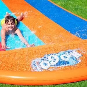 H2OGO! Quadruple Slide 52323 for child over 3+ ages