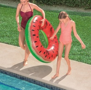 Bestway Summer Fruit Pool Rings Tube 36121 for child ages 12+