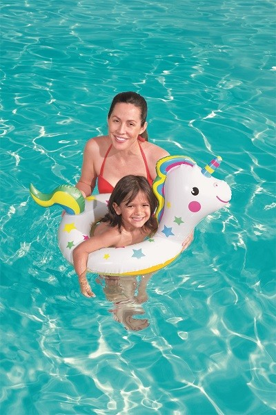 Bestway Animal Shaped Swim Rings 36128 for child ages 3-6