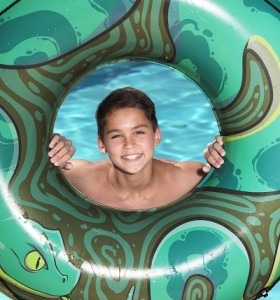 Bestway River Snake Swim Ring 36155 for child ages 12+