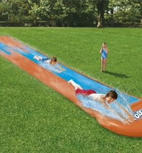 H2OGO! Double Slide 52328 for child over 3+ ages