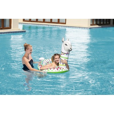 Bestway Alpaca Swim Ring 36158 for child ages 10+