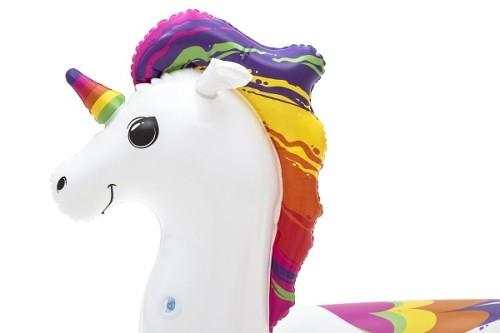 Bestway Fantasy Unicorn Swim Ring 36159 for child ages 10+