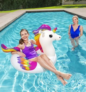 Bestway Fantasy Unicorn Swim Ring 36159 for child ages 10+