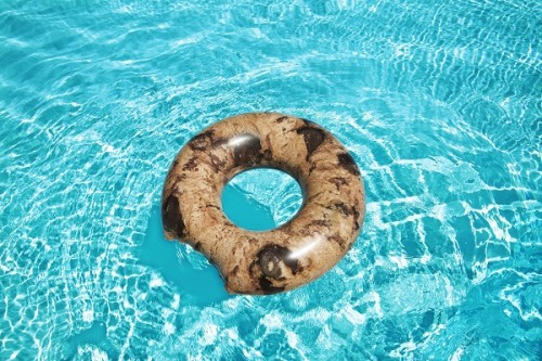 Bestway Cookie Swim Ring 36164 for child ages 12+
