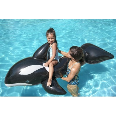 Bestway Jumbo Whale Ride-On 41009 for child ages 3+